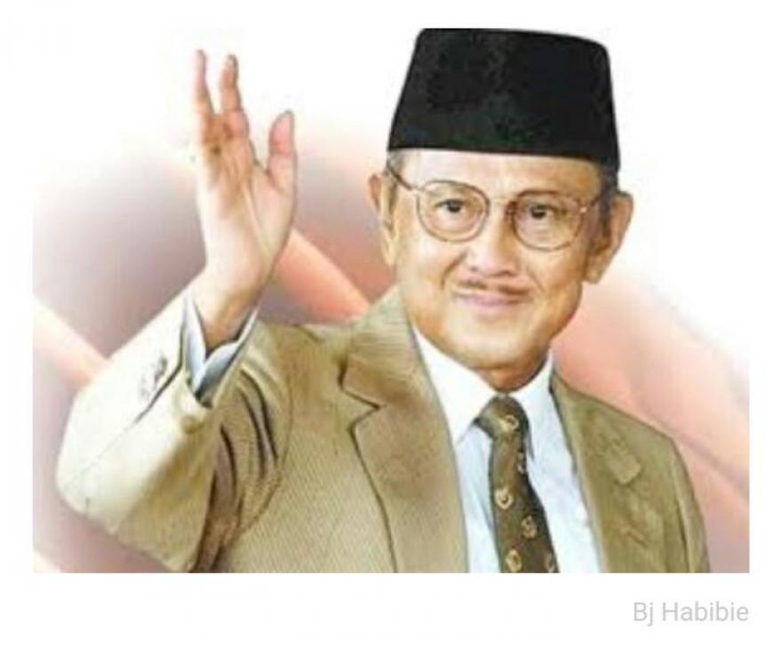 Image : Selamat Jalan Pak Habibie, Negarawan yang Cerdas, Nasionalis dan Rendah Hati
