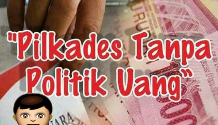 Image : Pilkades Tanpa Politik Uang ?